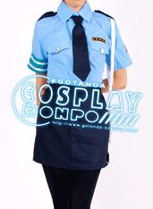 ▲婦人警官