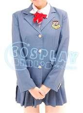 学生服 ブレザー グレー:五反田風俗こすぷれ本舗