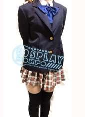 学生服 ブレザー 紺:五反田風俗こすぷれ本舗